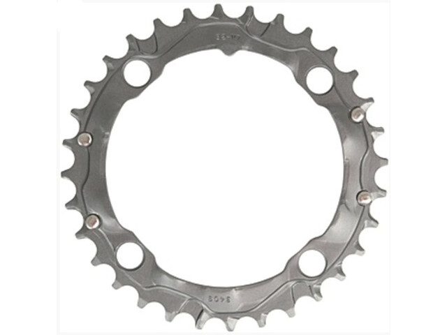 SRAM MTB Plateau 9 vitesses 104 mm, grey